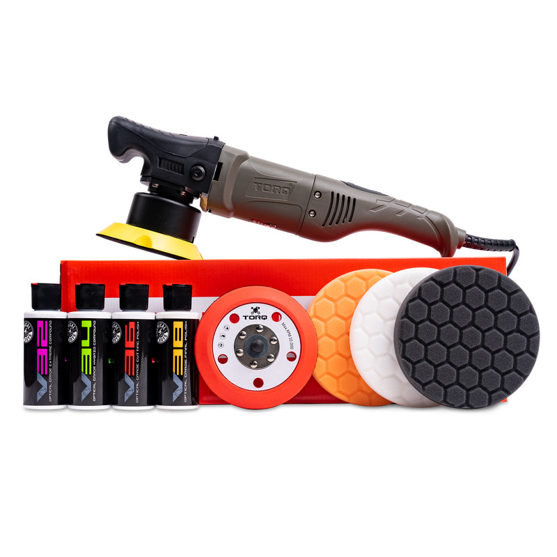 chemical guys torq polisher review