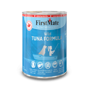 first mate puppy food review