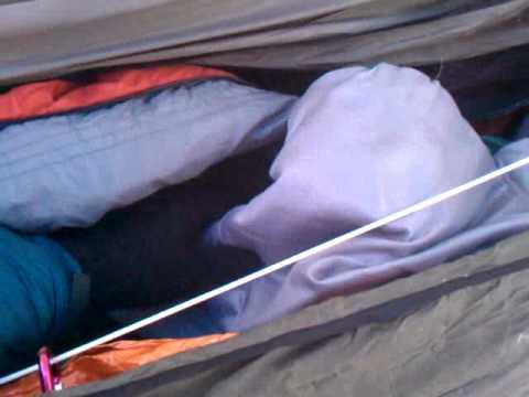 hennessy hammock super shelter review