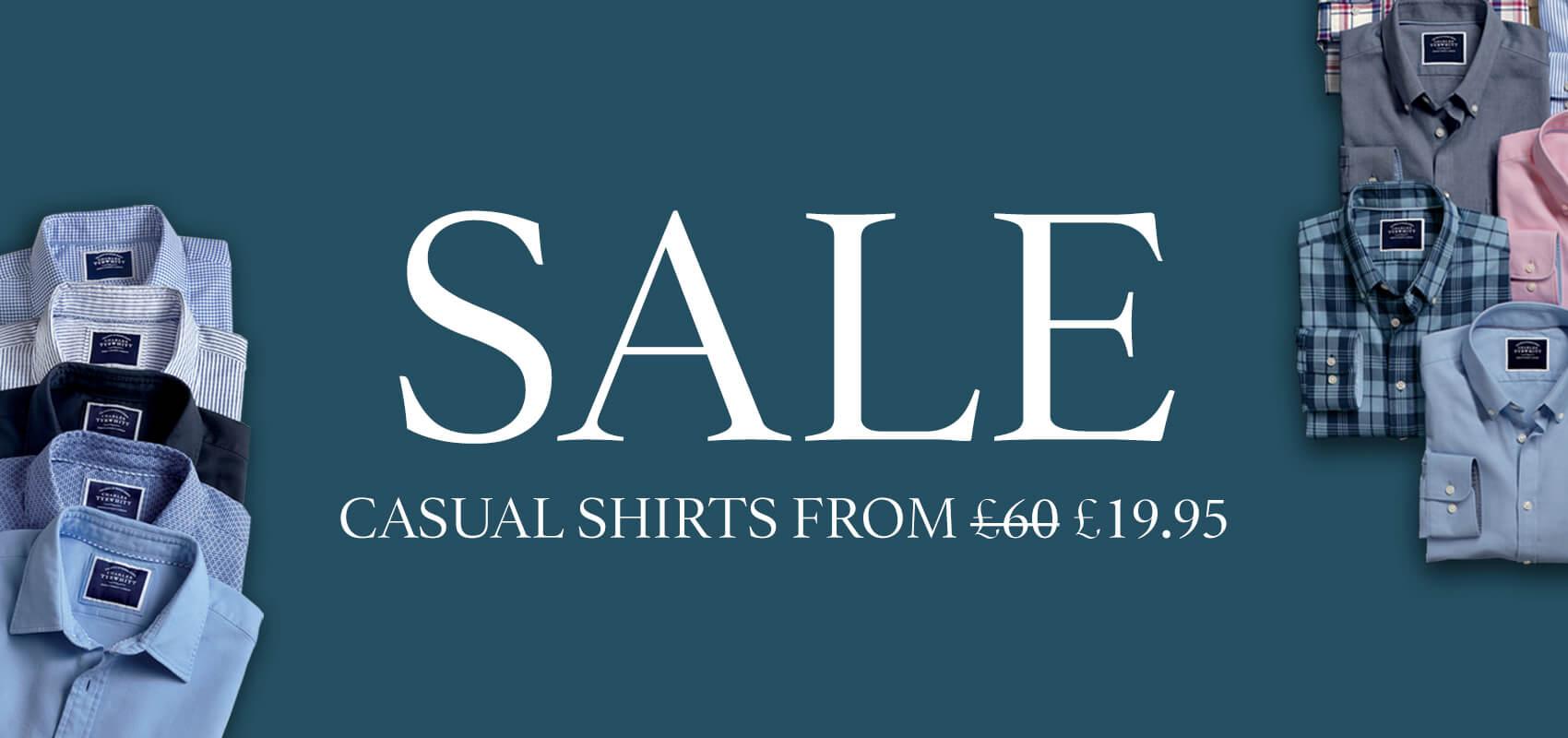 charles tyrwhitt casual shirts review