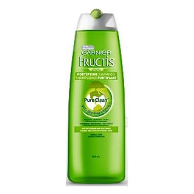 garnier pure clean shampoo review