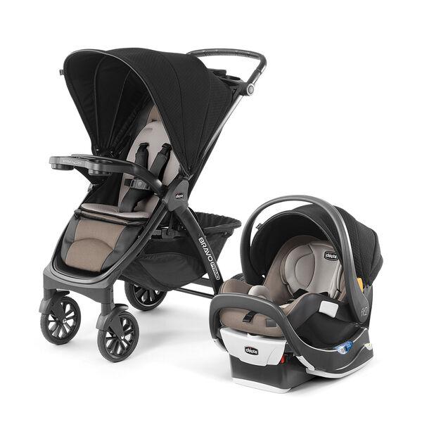 chicco bravo trio travel system stroller reviews