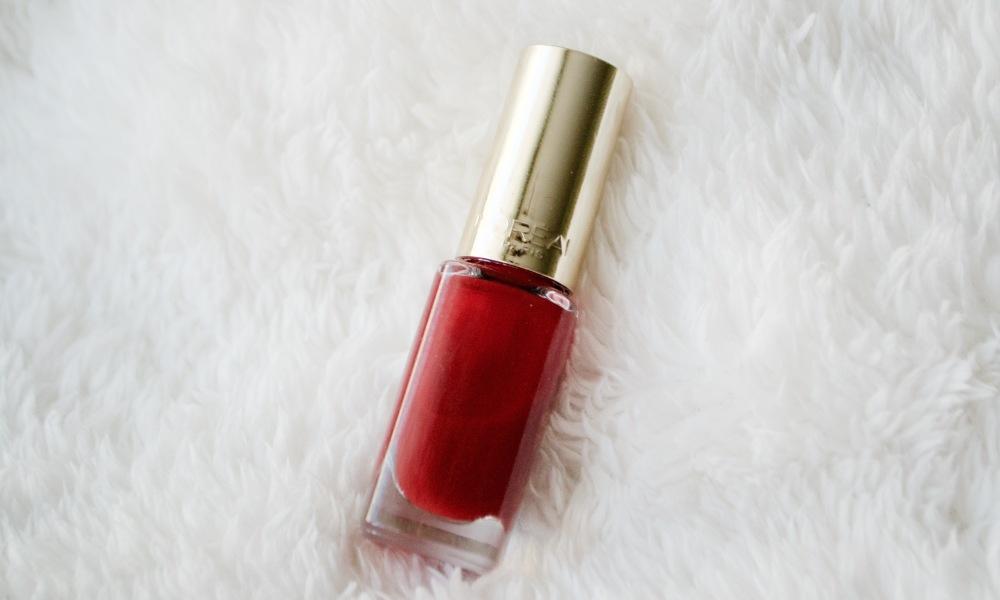 l oreal color riche nail polish review