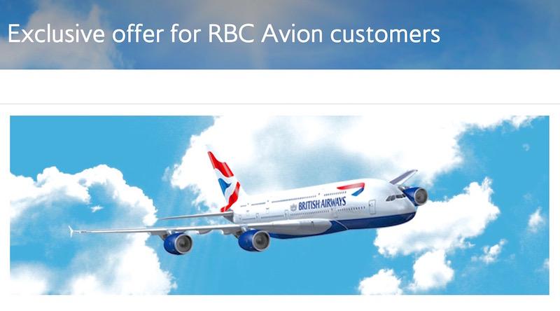 rbc british airways visa review