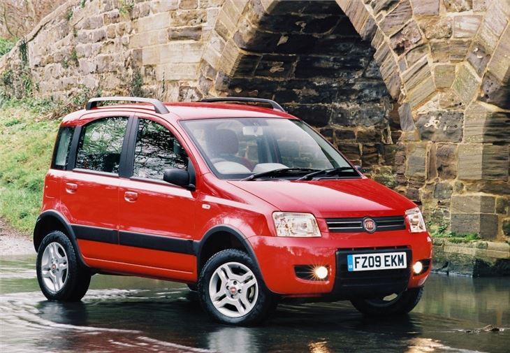 fiat panda 4x4 review 2005