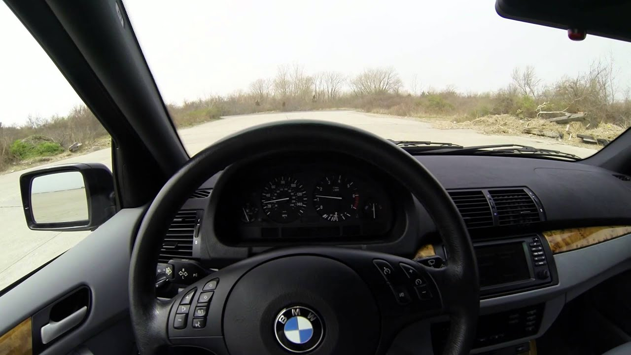 2003 bmw x5 4.4 i review