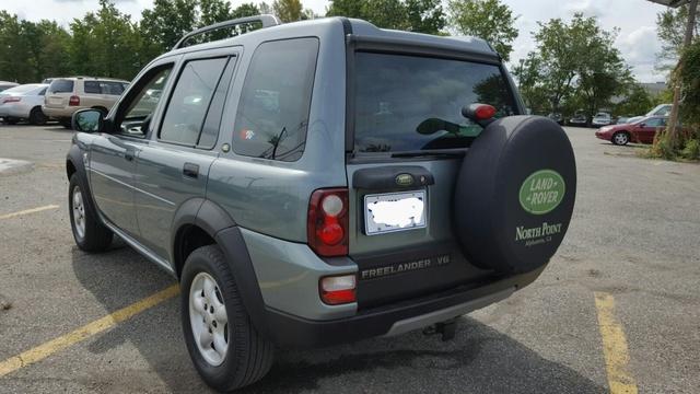 2004 land rover freelander hse reviews