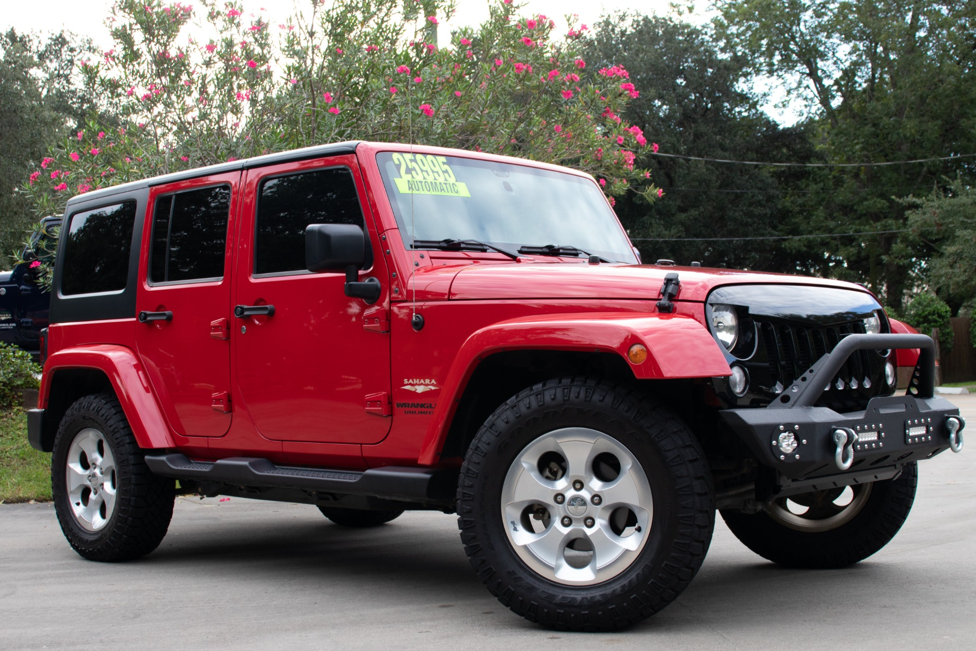 2014 jeep sahara unlimited review