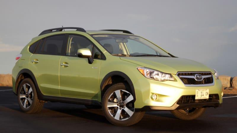 2014 subaru xv crosstrek hybrid touring review