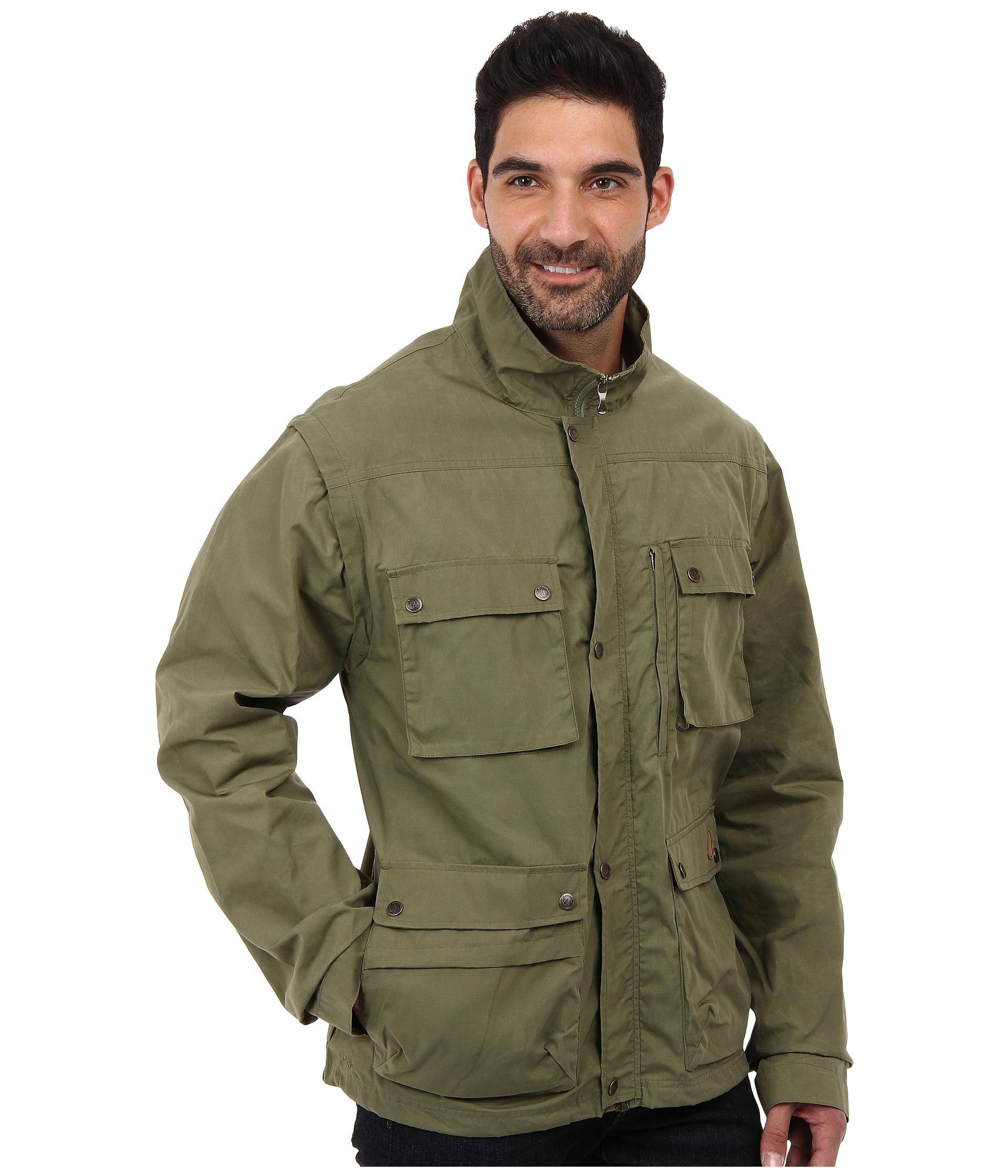 fjallraven reporter lite jacket review