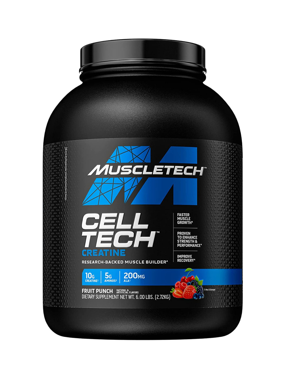 cell tech hardgainer creatine review