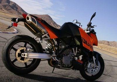 2007 ktm superduke 990 review