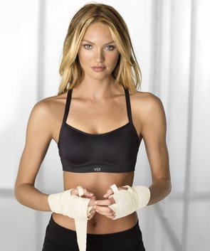 victoria secret sports bra review
