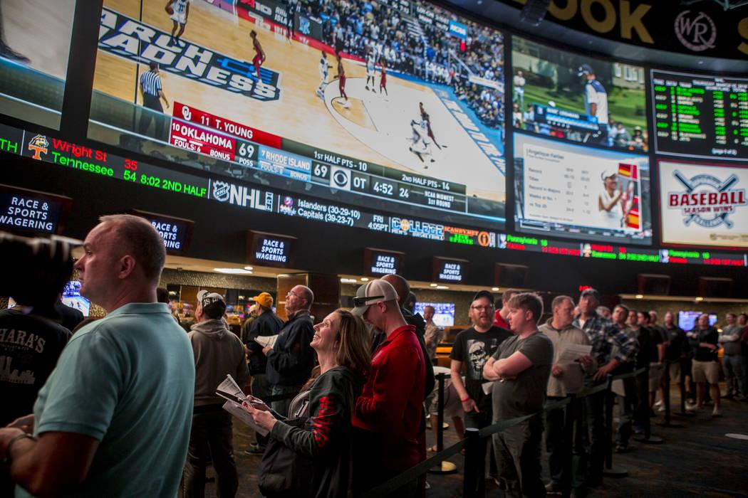 las vegas review journal sports