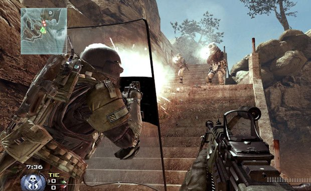 call of duty 2 review