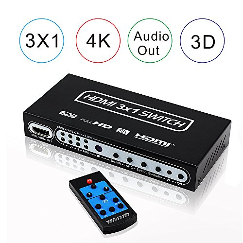 best hdmi audio extractor review