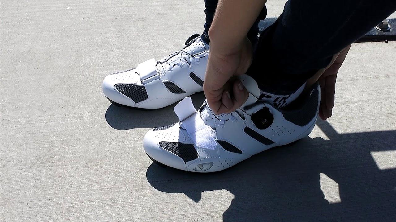 giro savix road shoe review