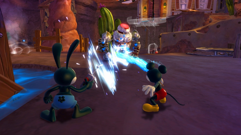 disney epic mickey 2 the power of two ps3 review