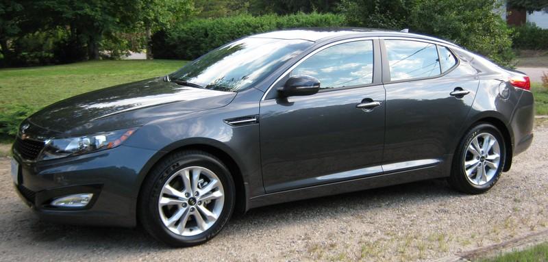 2012 kia optima ex luxury review