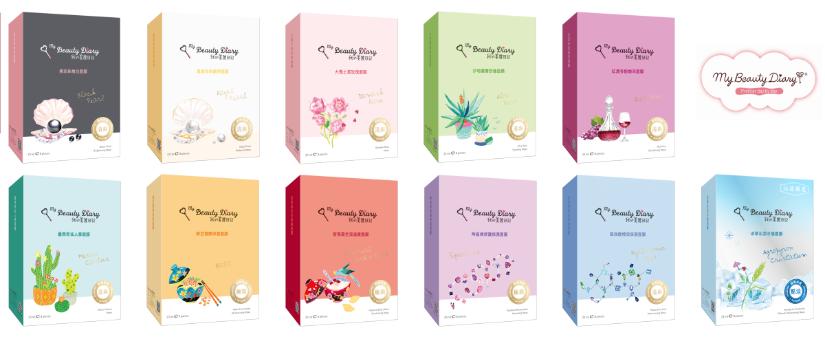 my beauty diary mask review