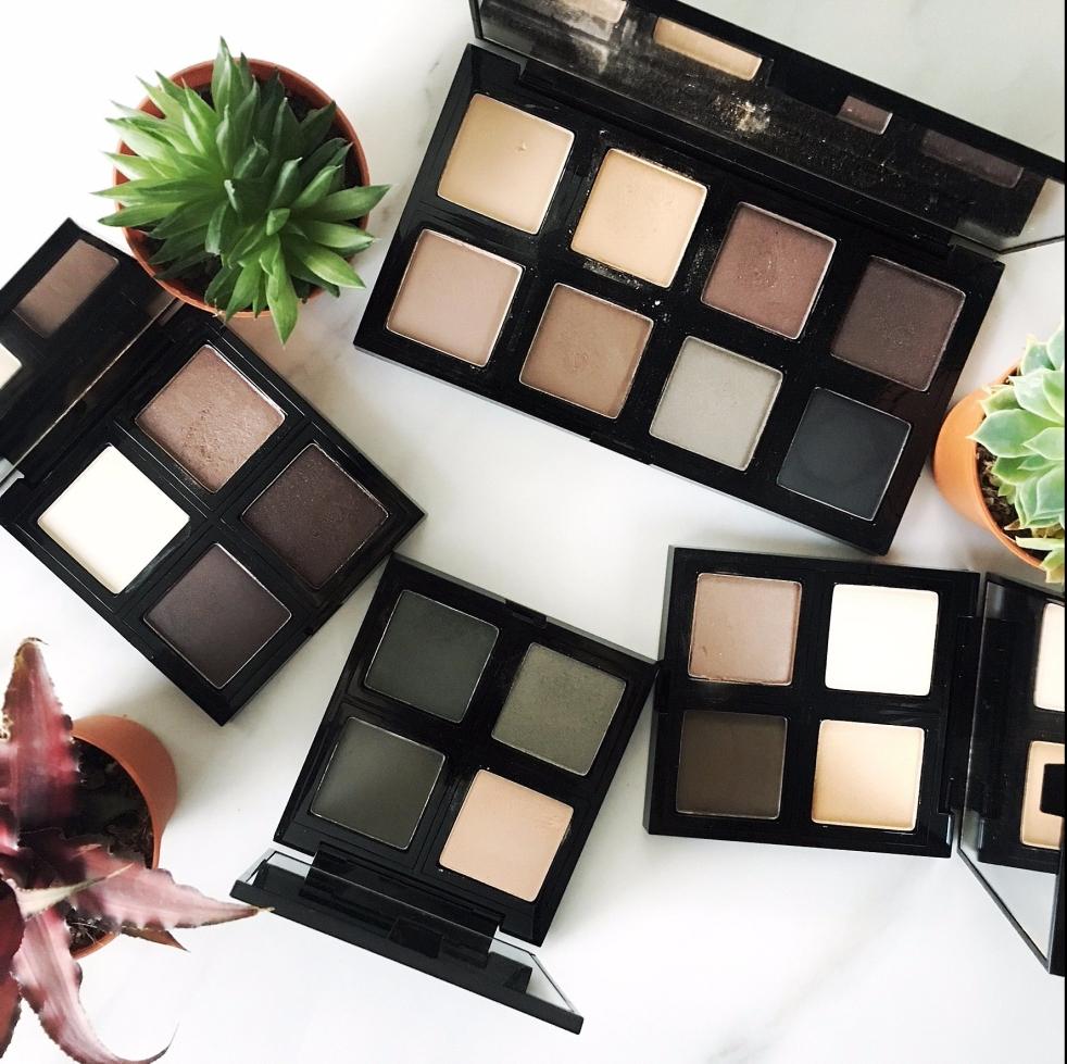 body shop eyeshadow palette review