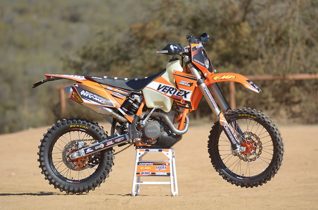 2004 ktm 450 exc review