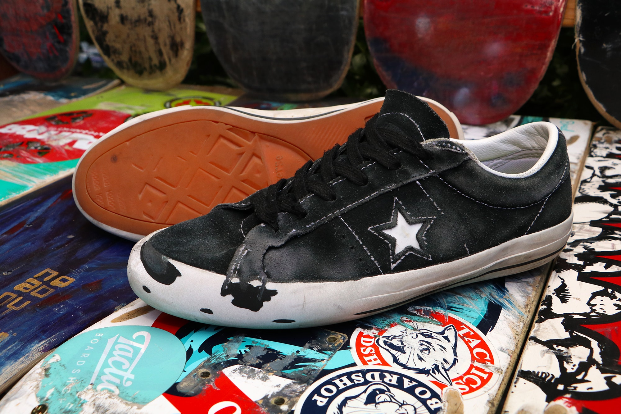 converse one star pro review
