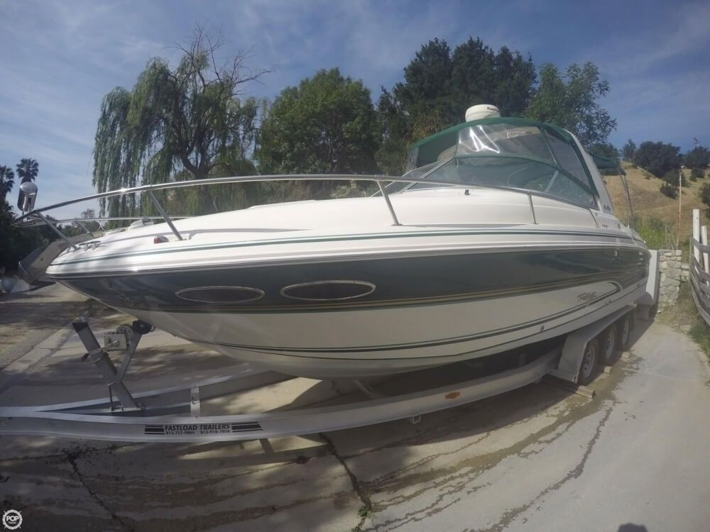 sea ray 280 sun sport reviews