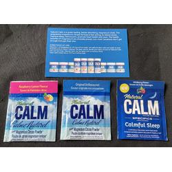 natural calm magnesium citrate powder reviews