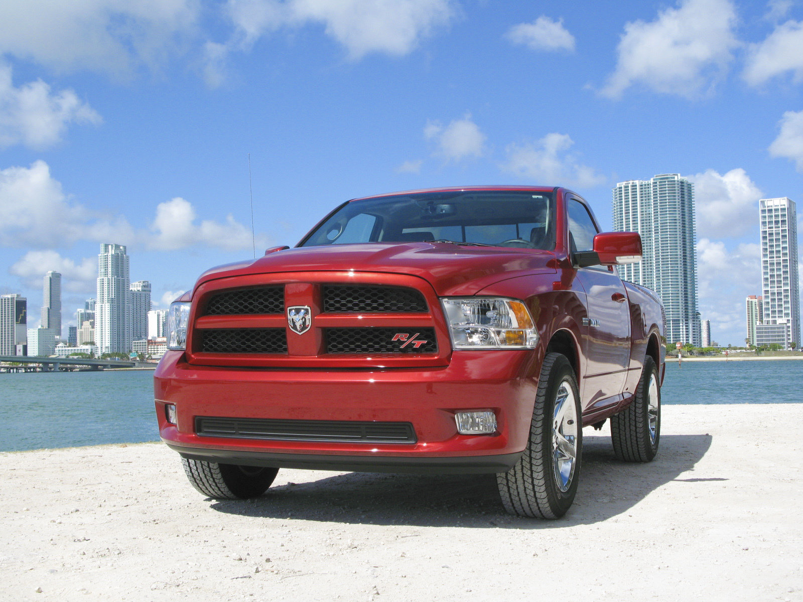 2010 dodge ram sport review