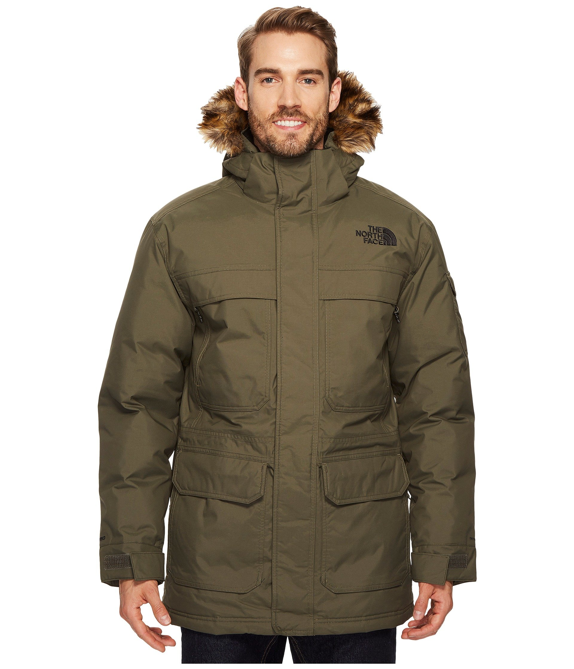 the north face mcmurdo parka iii review