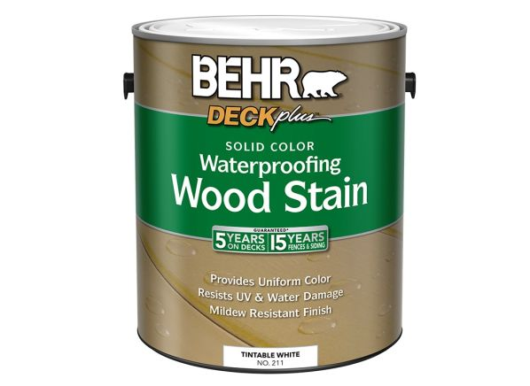deck stain reviews consumer reports
