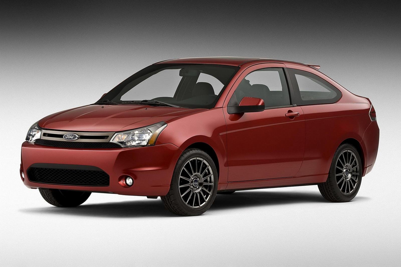 2010 ford focus ses coupe review
