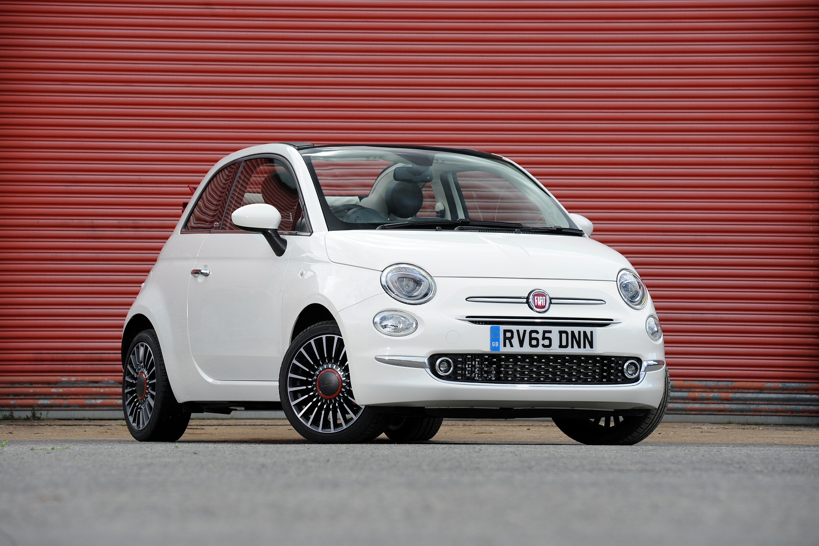 fiat 500c lounge convertible review