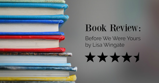 before we were yours book review