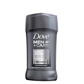 dove men care cool silver deodorant review
