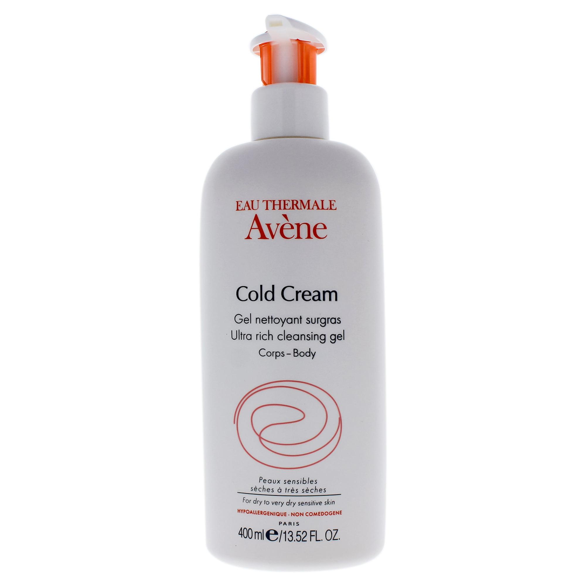 avene cold cream face review
