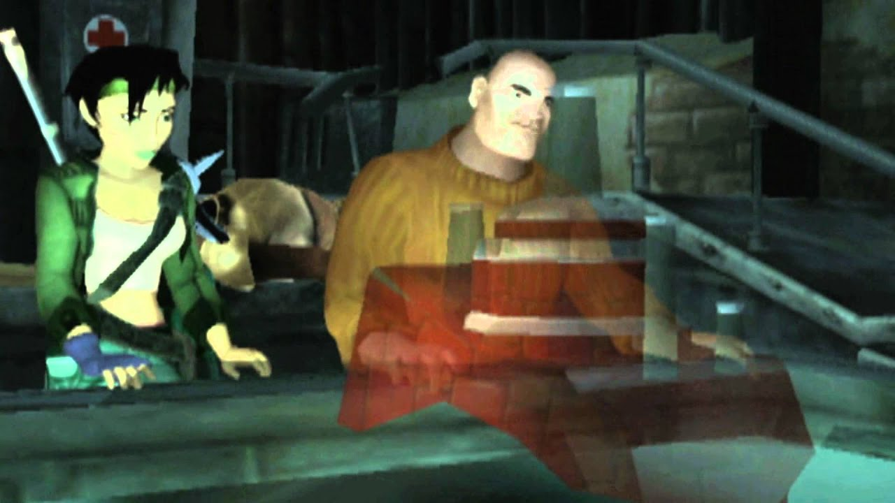 beyond good and evil ps3 review