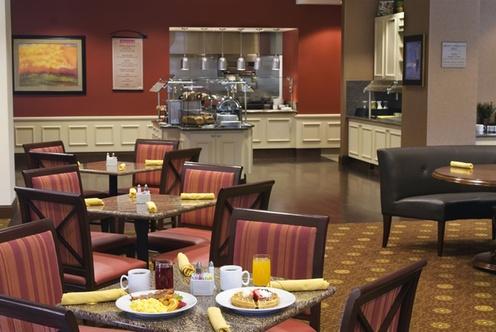 hilton garden inn phoenix airport north reviews