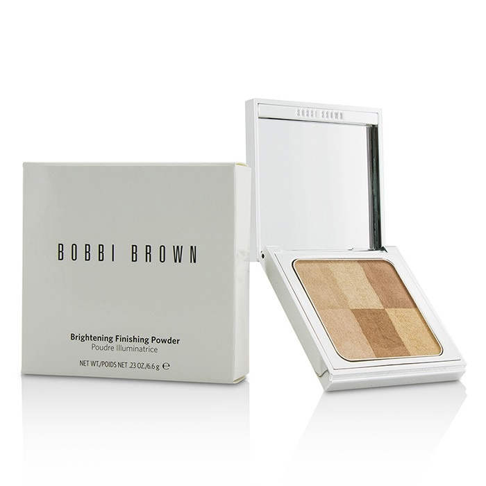 bobbi brown finishing powder review