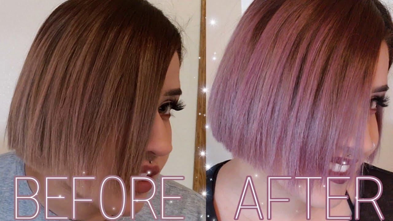 arctic fox hair dye on dark hair review