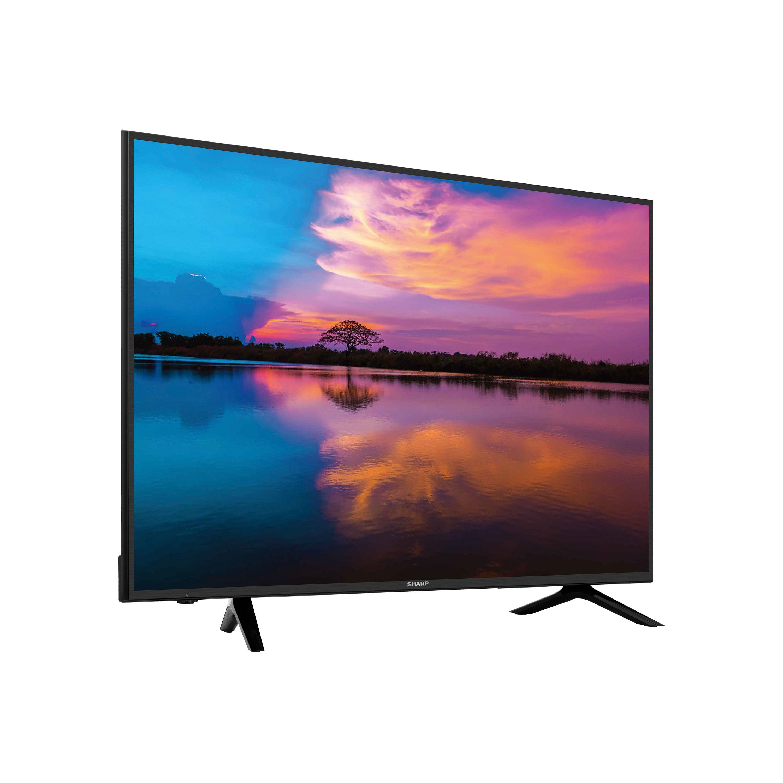 sharp 55 4k uhd smart tv reviews