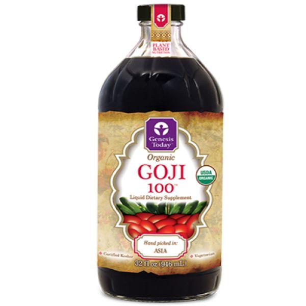 genesis today goji berry juice reviews
