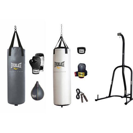 everlast heavy bag stand review