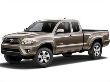 2017 toyota tacoma access cab review