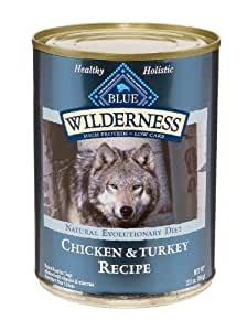 blue canned dog food reviews