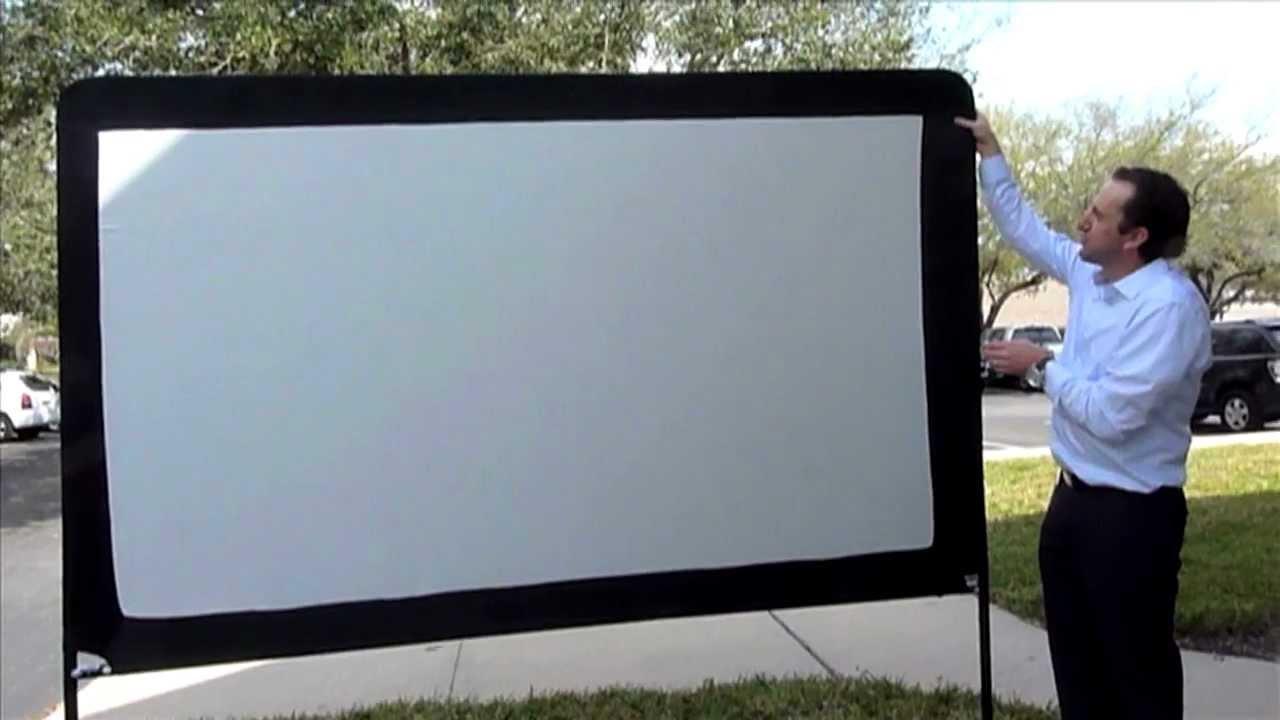 elite screens yard master 2 review