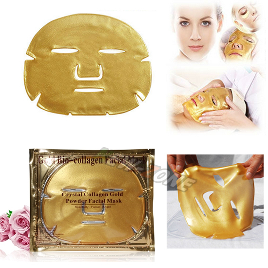 face shop gold collagen review