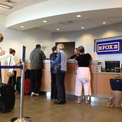 car rental seattle airport reviews