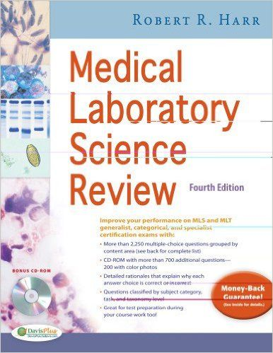 clinical laboratory science review pdf